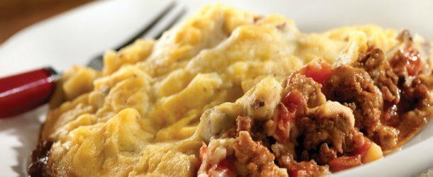"Make This Meatloaf Casserole And Get A ""Hip Hip Hooray!"" At Dinnertime"