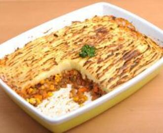 Pilchard Cottage Pie