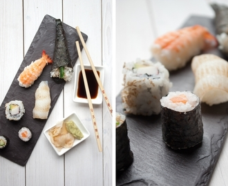 Easy Sushi (Kooperation mit Lieferheld*)
