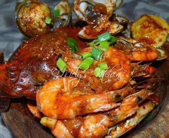 Hot and Spicy Seafood