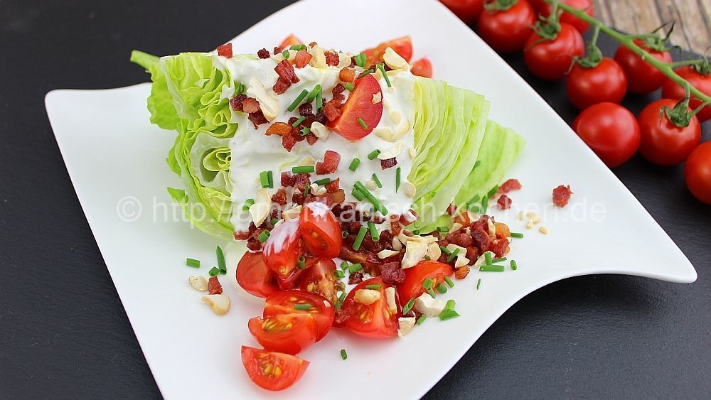 Wedges Salad- Salat mal anders