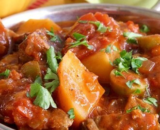 Slow Cooker Spanish Beef Stew