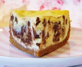 Original American: Cookie Dough Cheesecake