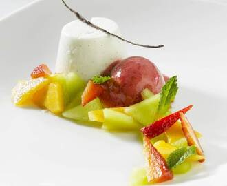 Tropical Fruit Salad by Cape Grace