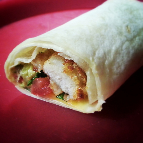 Fun Fish Finger Wraps