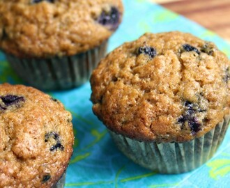 The only blueberry muffin recipe you will ever need