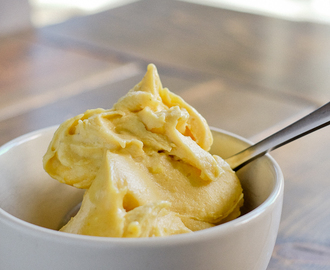 Banana Mango Nice Cream