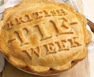 Celebrate British Pie Week with the English Provender Co