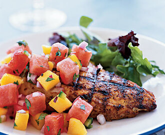 Recipe of the Day: Jamaican Grilled Chicken Breasts