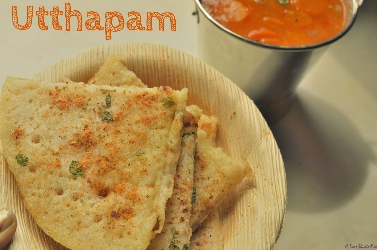 Uttapam Recipe | Breakfast Recipes