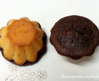 MUFFIN ALLO YOGURT E NESQUIK