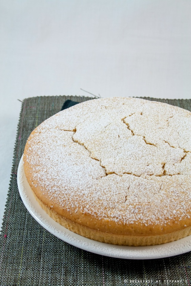 Torta di yogurt senza burro e senza uova / No-egg no-butter yogurt cake recipe