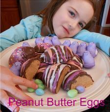 Homemade Chocolate Peanut Butter Eggs Recipe