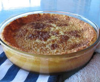 South African Milk Tart Recipe
