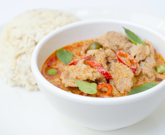 Rød karry (Red Curry)