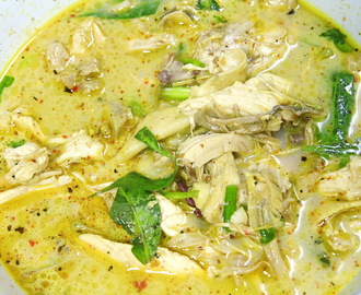 Gul karry (Yellow Curry)