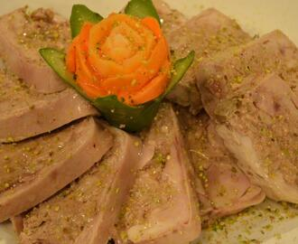 Holiday Chicken Terrine Recipe