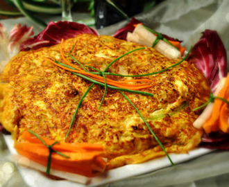Tortang Dulong Recipe