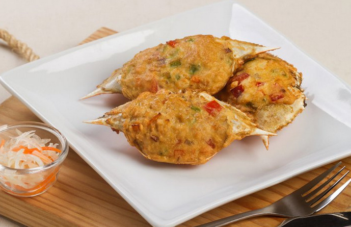 Crab Relleno Recipe