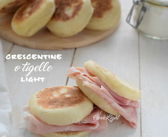 Tigelle o Crescentine light