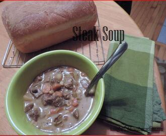 Steak Soup Recipe