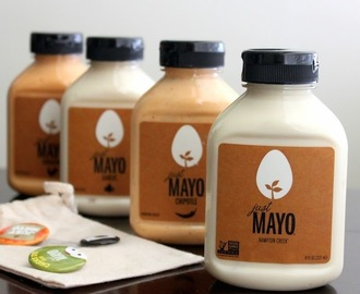 Egg Sandwich, Chocolate cake and Hampton Creek Mayo Giveaway