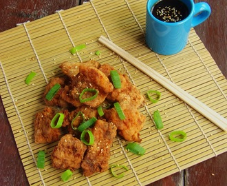 Sweet Spicy Soy Cream Dory Fillet