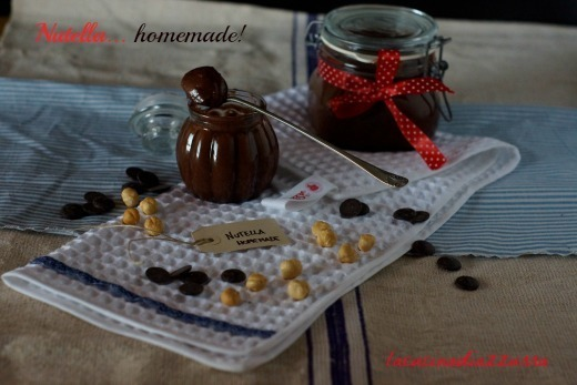 NUTELLA….HOME MADE!!!