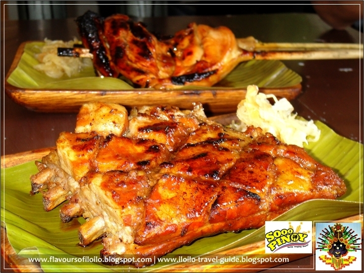 Sooo Pinoy in Davao City at Dencio's Kamayan