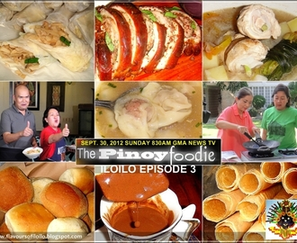 The Pinoy Foodie in Iloilo: A glorious past, a vibrant present and a promising future!