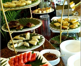 Misa de Gallo Breakfast buffet at Days Hotel Iloilo