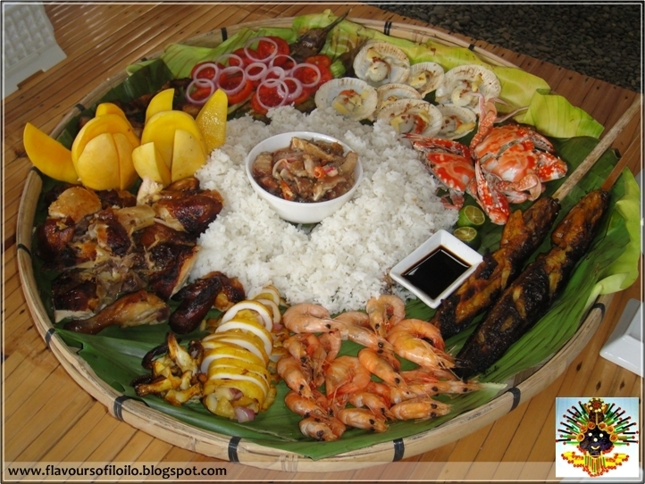 Kahilwayan Platter at Sinamu Seafoods and Native Cuisines Restaurant