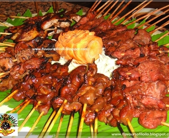 Ihaw-Ihaw Thursdays - Asian Odyssey Lunch Buffet at Days Hotel Iloilo