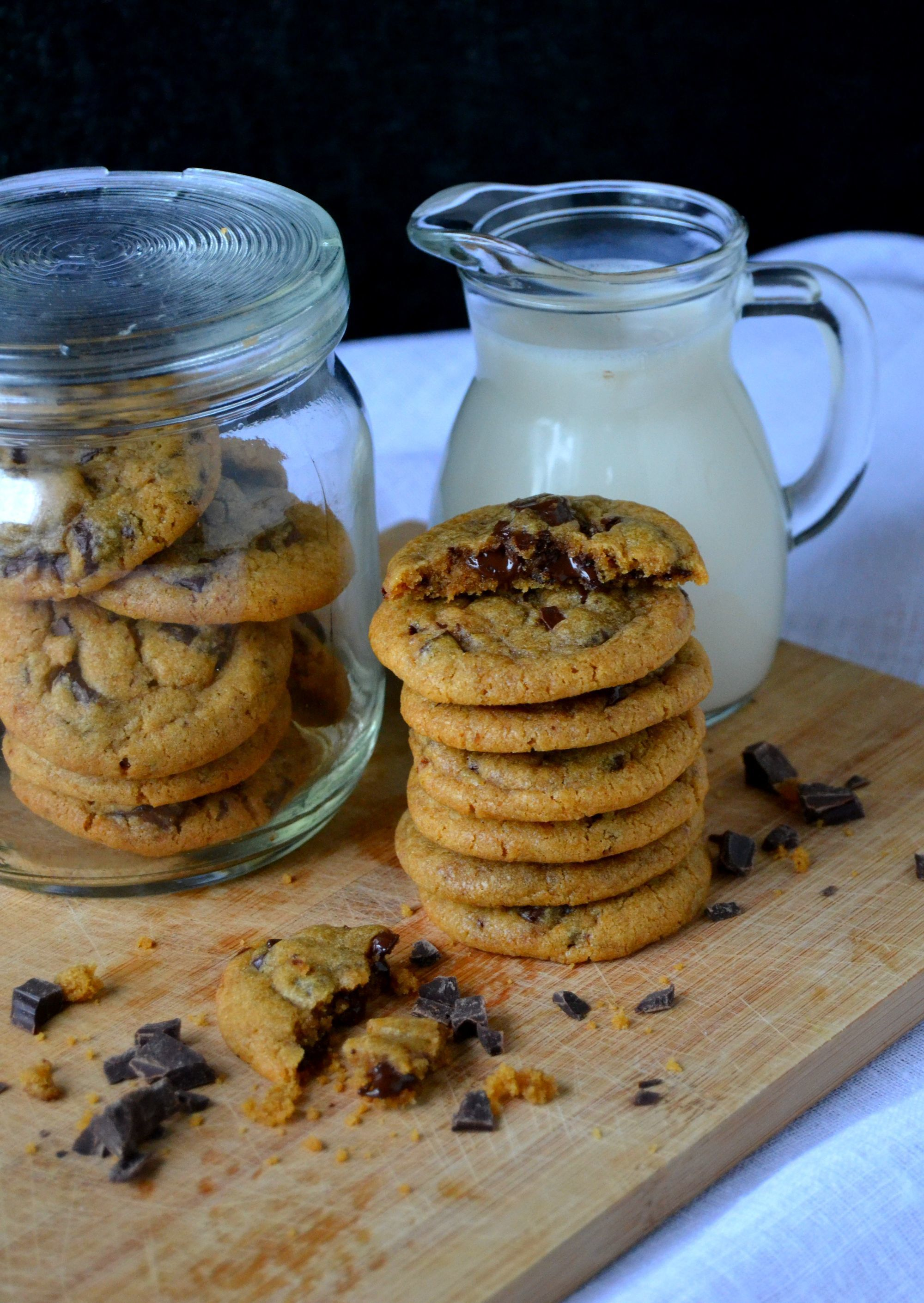Ultimata Chocolate Chip Cookies