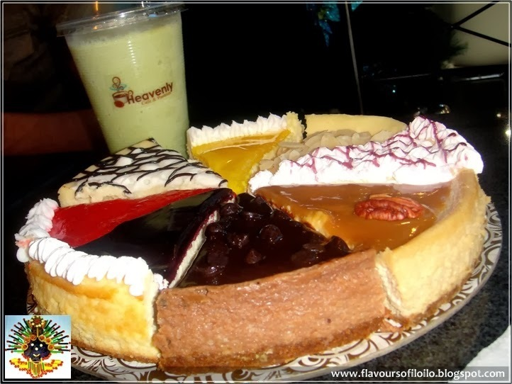 Cheesecakes galore and more at Heavenly Cafe and Pastries