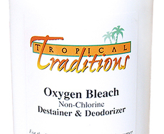Giveaway: Tropical Traditions Oxygen Bleach Powder – DIY & more