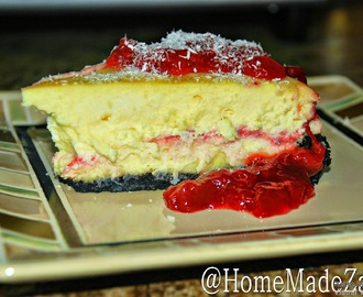 Recipe: Strawberry Cheesecake