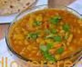 CURRIED BUTTERBEANS: