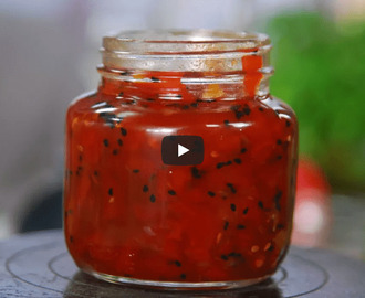 Spicy Tomato Jam Recipe Video