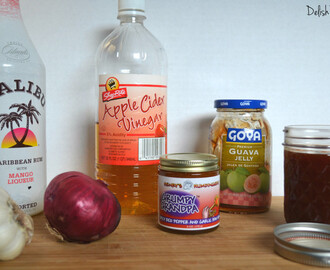 Tropical Guava Barbecue Sauce