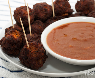 Recipe - Curry Ketchup Dipping Sauce