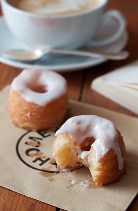 How to crack the cronut recipe
