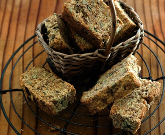 Buttermilk Bran Rusks