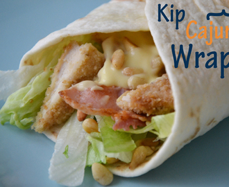 It's a Wrap! A Kip-Cajun Wrap!