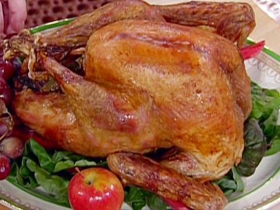 Emeril's Big Bird with Giblet Gravy