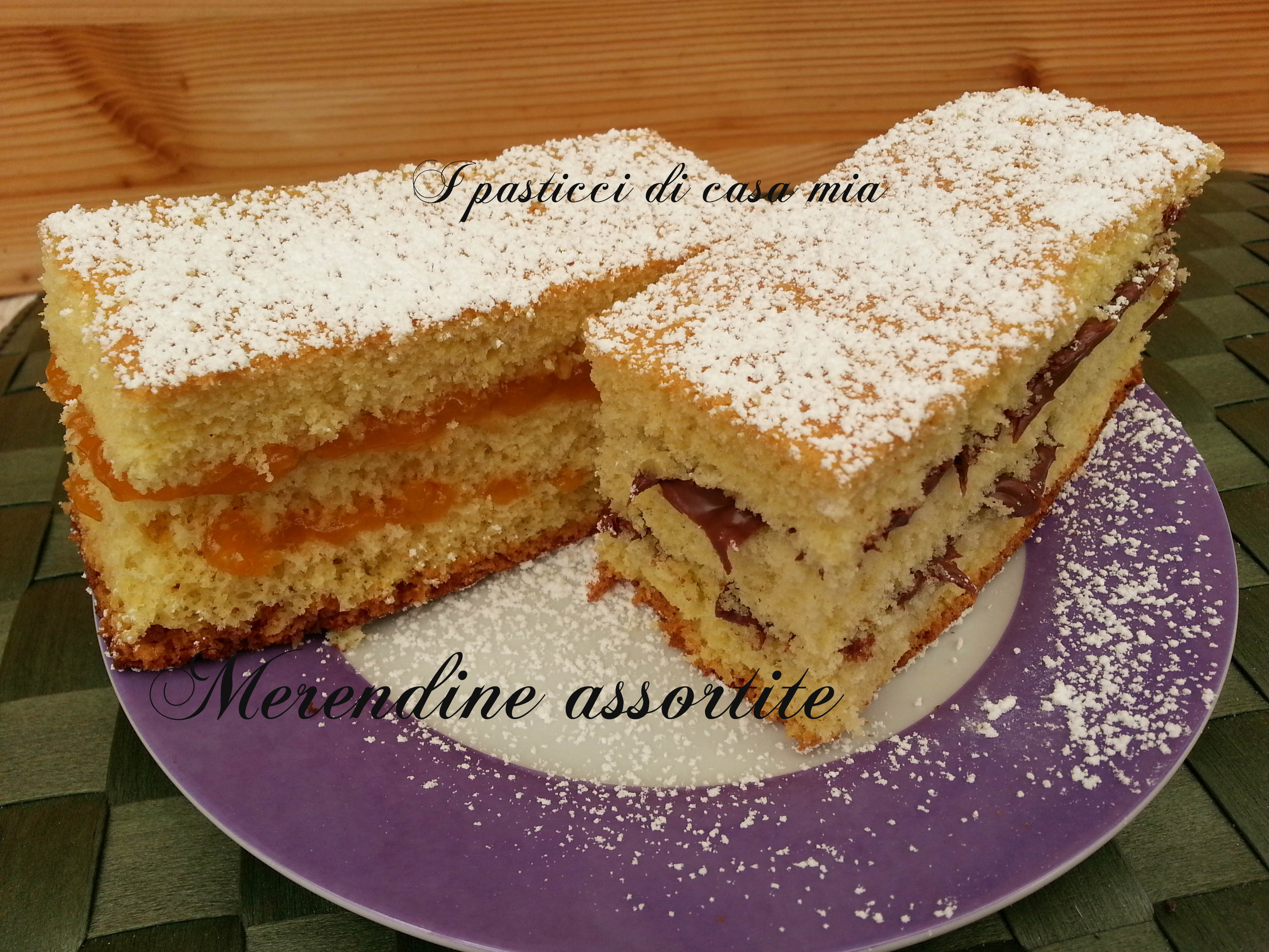 Merendine assortite