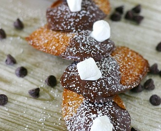 S'mores Madeleines