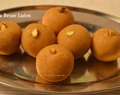 Rava Besan Ladoo | How to make Suji Besan Laddu - Maharashtrian Recipes