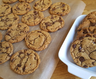 Chocolate chip cookies – amerikanska chokladkakor