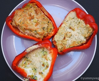 Stuffed Peppers – three recipes in one!